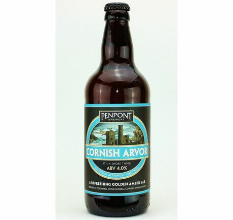 Cornish Arvor - Penpont Brewery (ABV 4.0%)