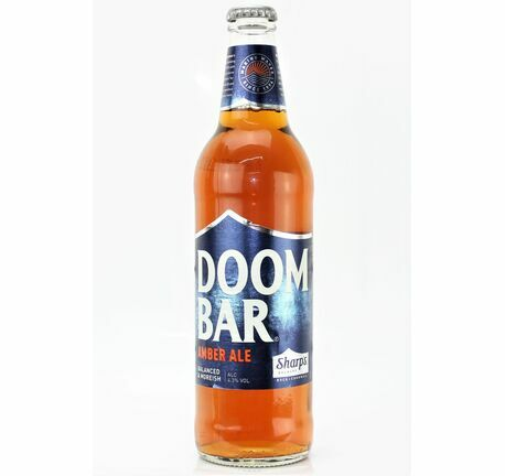 Doom Bar - Sharp\'s Brewery (ABV 4.3%)