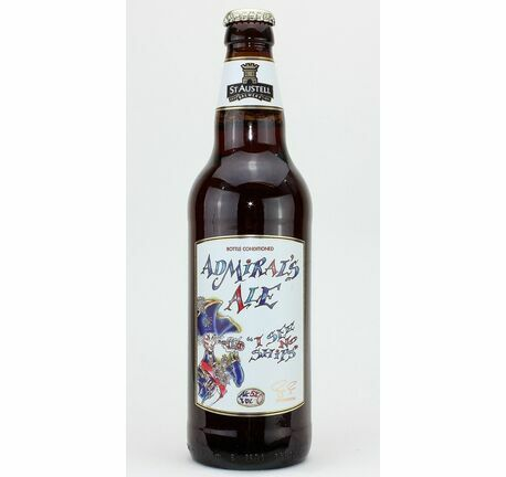 Admiral's Ale - St Austell Brewery (ABV 5.0%)