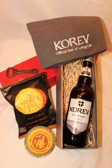 Cornish Christmas Cracker (Korev)